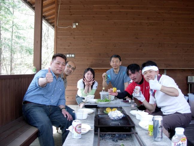鹿沢 キャンプ場